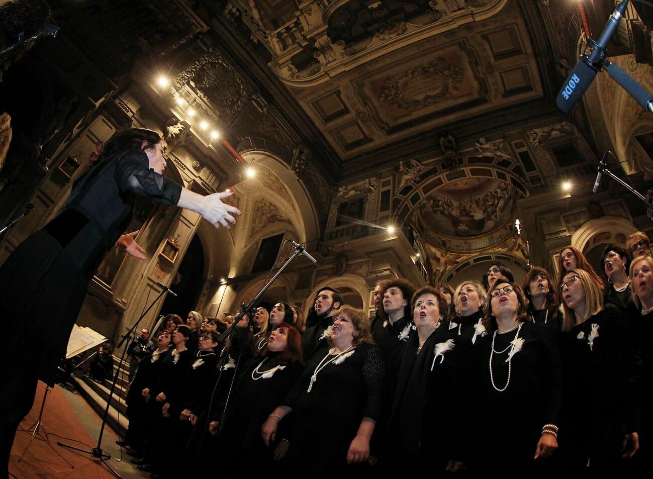 ATT, concerto di Natale online