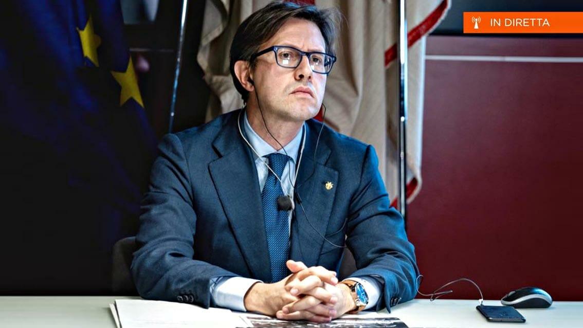 il sindaco di Firenze