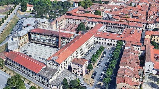 Lucca, Manifattura: Comune propone alienazione 2 lotti su 5