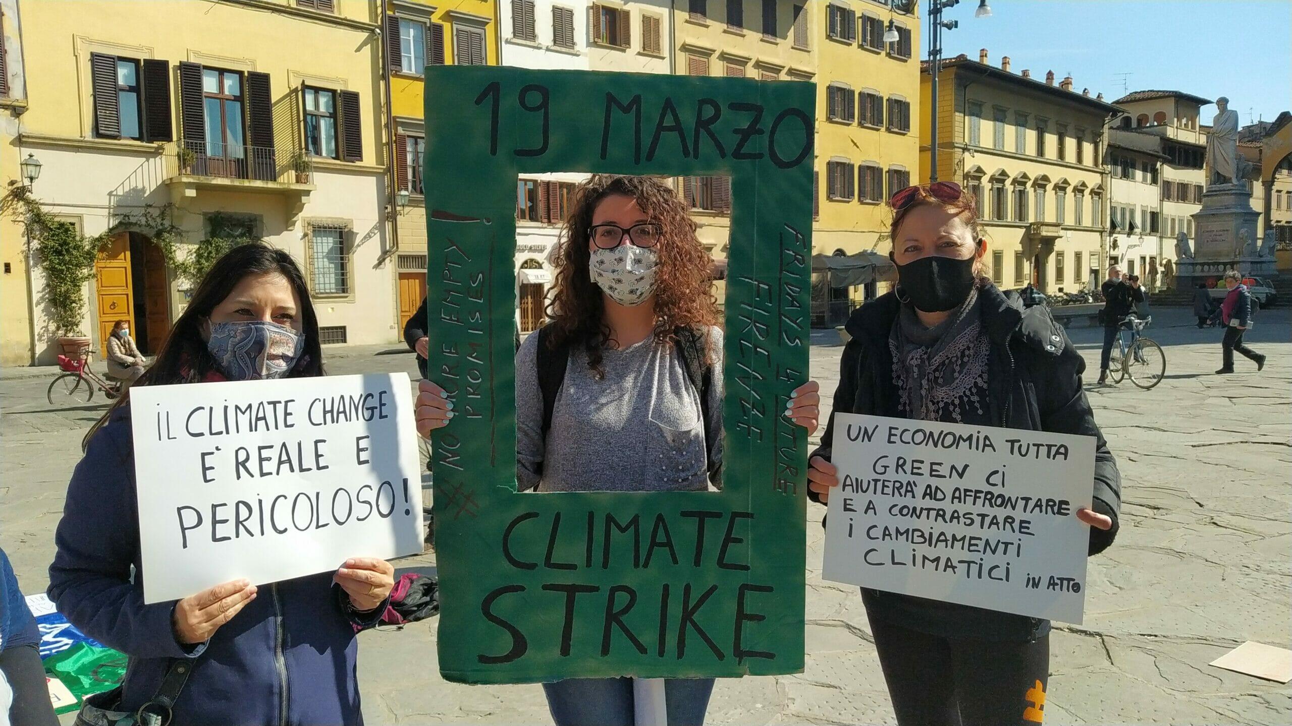 sciopero globale del clima