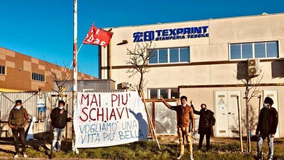 Texprint Prato: per tribunale licenziamento illegittimo