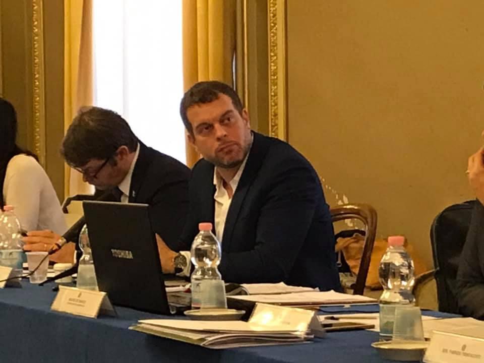 Gessi Rossi, Stefano Vignaroli
