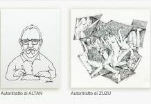 Comics agli Uffizi