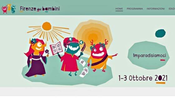 🎧 Firenze dei Bambini, ottava edizione su prenotazione