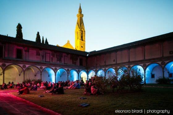 Genius Loci: tutto esaurito e grande emozione per la kermesse nei choistri di Santa Croce