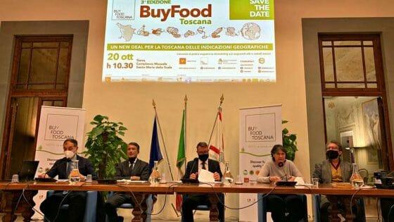 🎧 'BuyFood Toscana 2021'. A Siena dal 18 al 20 ottobre