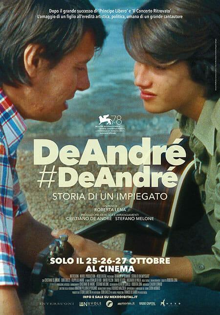 DeAndré#DeAndré: storia di un impiegato