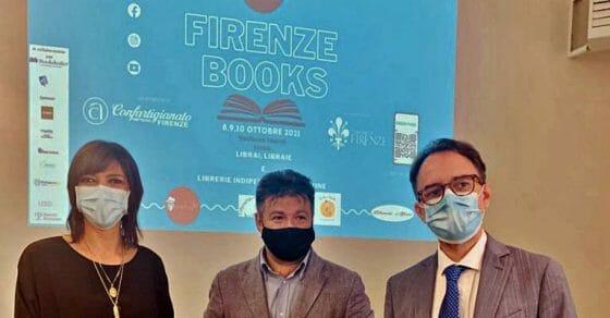 🎧 Firenze Books 'Una cittadella del libro' alla Manifattura Tabacchi