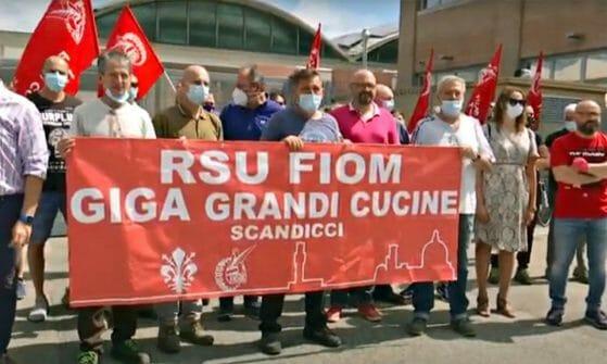 Giga Grandi Cucine in liquidazione, 11 ottobre tavolo di crisi in Regione