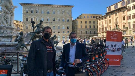 🎧 'RideMovi' aggiorna la sua flotta di bike sharing