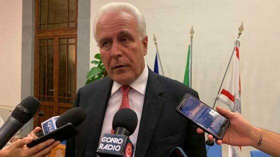 🎧 Giani, Toscana poco sensibile ad appello no vax