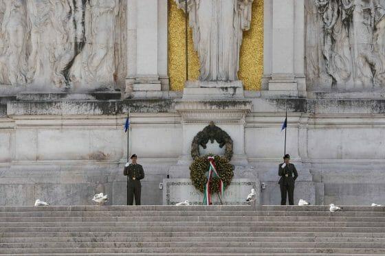 Firenze dà  cittadinanza onoraria  al Milite Ignoto
