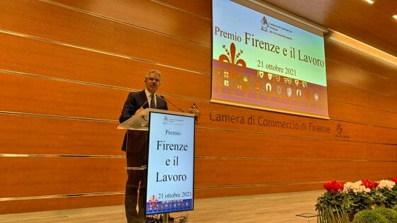 🎧 Camera di Commercio di Firenze premia 100 imprese