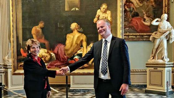 🎧 'Friends of the Uffizi' donano tre preziose opere alle Gallerie Fiorentine