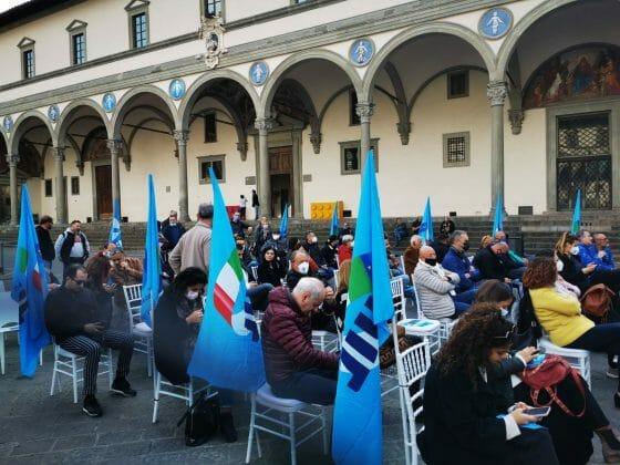 Uil: a Firenze fa tappa il tour contro le morti sul lavoro