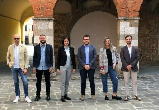 Altopascio: sindaca D'Ambrosio presenta nuova giunta
