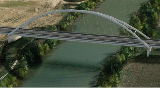 Montelupo: aggiudicati i lavori per nuovo ponte su Arno